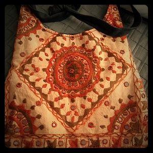 Handbags - Hand stitch bag